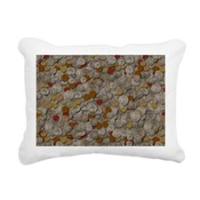 LAPTOP Rectangular Canvas Pillow