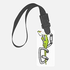 Deaf Gecko Logo Luggage Tag