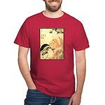 Japanese print Dark T-Shirt