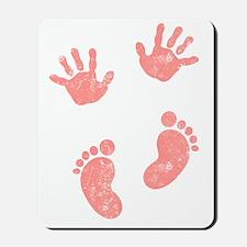 Baby Print Mousepad