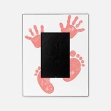 Baby Print Picture Frame