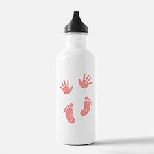 Baby Print Water Bottle