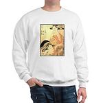Japanese print Sweatshirt