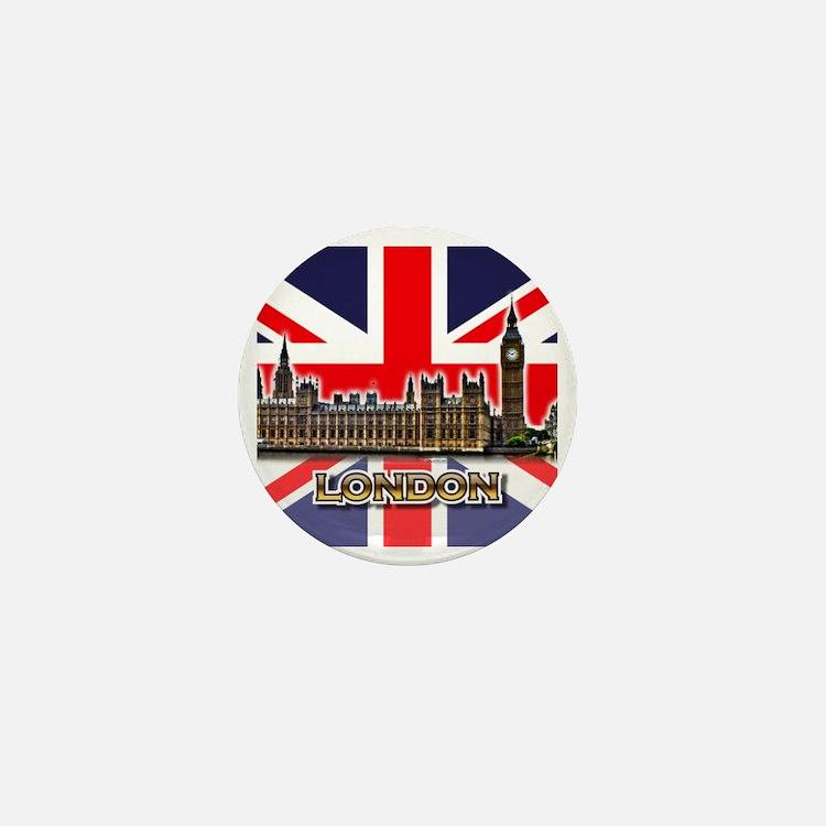 parliament Square3 Mini Button