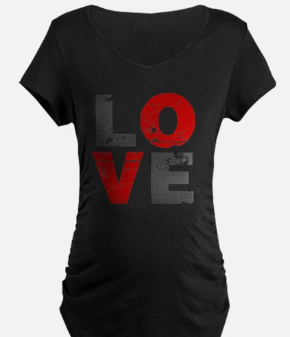 Distressed Love Sign T-Shirt