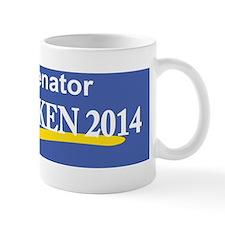 Reelect Senator Al Franken 2014 Mug