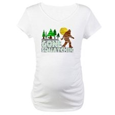 Distressed Original Gone Squatch Shirt
