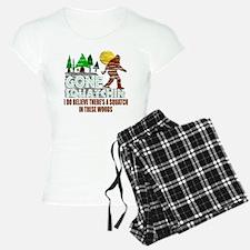 Distressed Original Gone Sq Pajamas