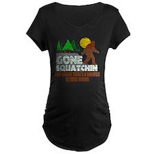 Distressed Original Gone Sq T-Shirt