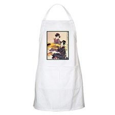 Japanese Art BBQ Apron