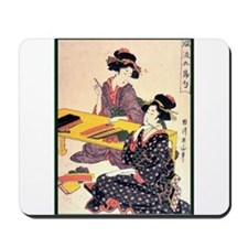 Japanese Art Mousepad
