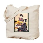 Japanese Art Tote Bag