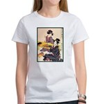 Japanese Art Women's T-Shirt
