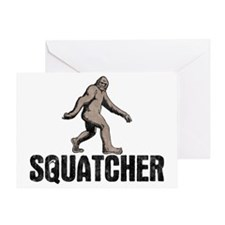 squatcher-LTT Greeting Card