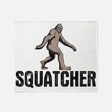 squatcher-LTT Throw Blanket