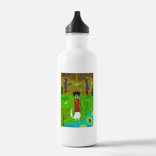 Frog Princess Water Bottle