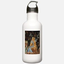 Golden Hair Water Bottle
