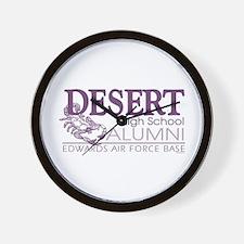 DHS Alumni Logo Wall Clock
