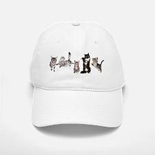 Cat Mug Baseball Baseball Cap