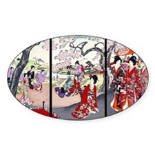 Laptop Cherry Blossom Time Chikanob Decal