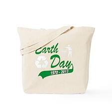 earth62013Wblack Tote Bag