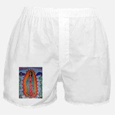 Our Lady of Guadalupe Boxer Shorts