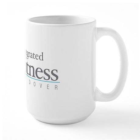 integrated logo2 Large Mug