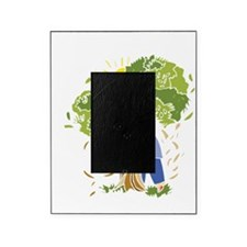 earth242013Tblack Picture Frame