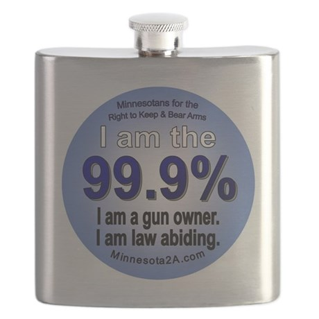 I am the 99.9% - MN Flask