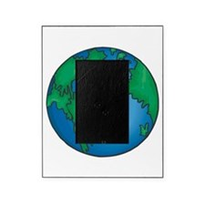 earth272013coloredT Picture Frame