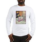 Japanese Art Long Sleeve T-Shirt