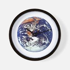 earth322013coloredT Wall Clock