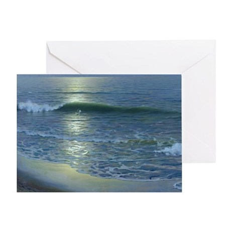 mr_pillow_case Greeting Card