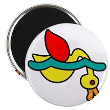 duckie Diving Magnet