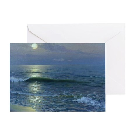 mr_picture_frame Greeting Card