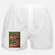 Russian Doll Tea Time Boxer Shorts