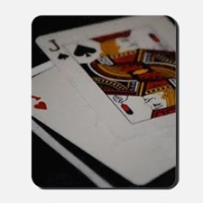 blackjack Mousepad