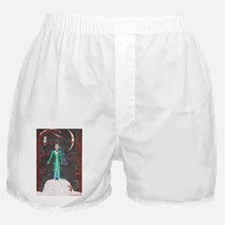 Snow Maiden Boxer Shorts