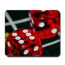 lucky seven Mousepad