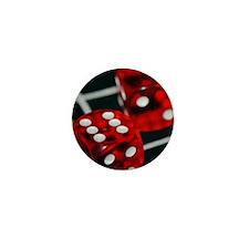 lucky seven Mini Button