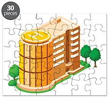 Hospital Puzzle