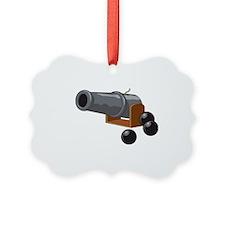 Cannonball Ornament