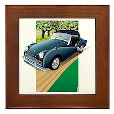 ovide - British 2 Framed Tile