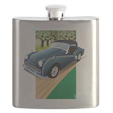 ovide - British 2 Flask