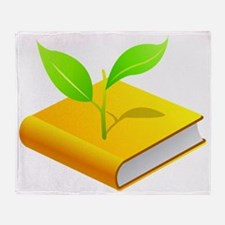 Plant the Seed Throw Blanket