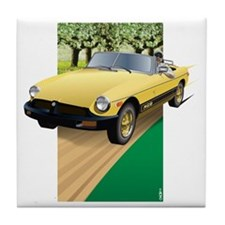 ovide - British 1 Tile Coaster