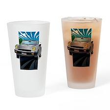 ovde-italian 4 Drinking Glass