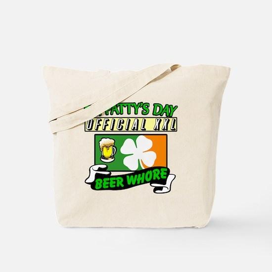 Beer Ho Tote Bag