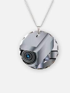 Security Camera Necklace