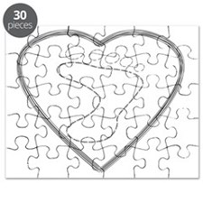 I Love My Carbon Footprint! Puzzle